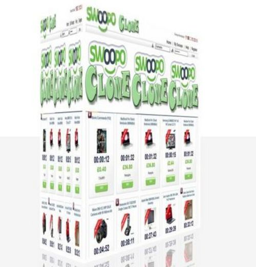 Product picture Swoopo Auction Clone scrip Software Premium Edition 2010